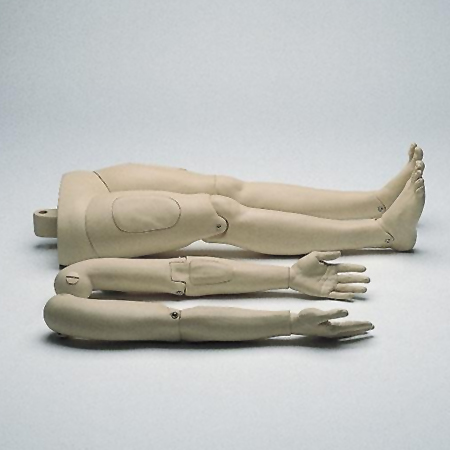 Brazo/Pierna de Rescate con perno y estuche blando