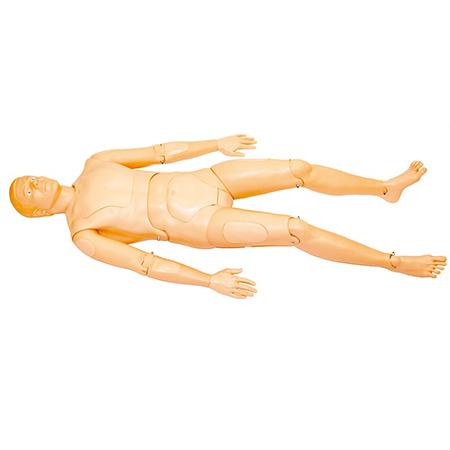 Maniquí Extri-Kelly, Extricación de cuerpo completo