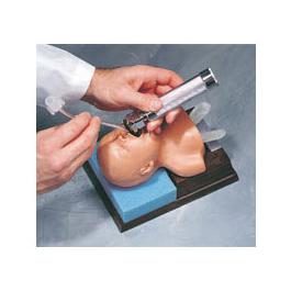Entrenador de intubación neonatal