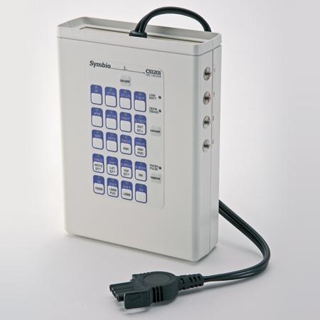 Simulador de paciente con 12 derivaciones Quik Combo