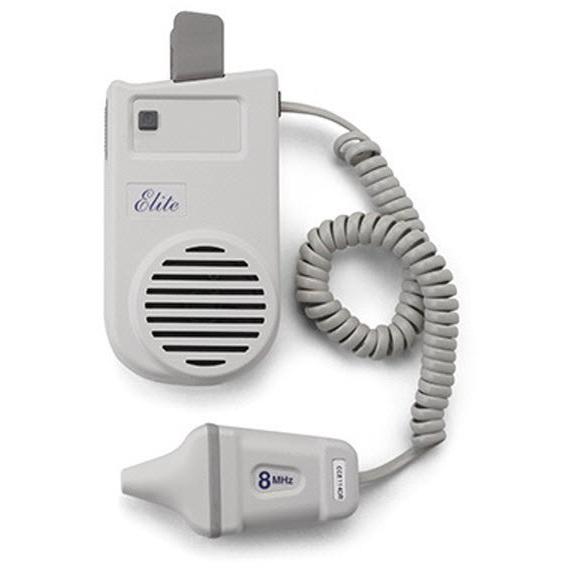 Doppler obstétrico y vascular no digital con sondas de 3 y 5 MHz Nicolet Elite 100