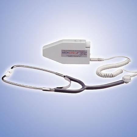 Doppler de flujo sanguíneo con estetoscopio MedaSonics