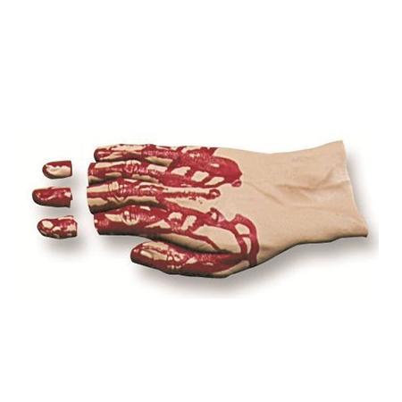 Moulage no sangrantes Simulaids - Mano amputada y dedos