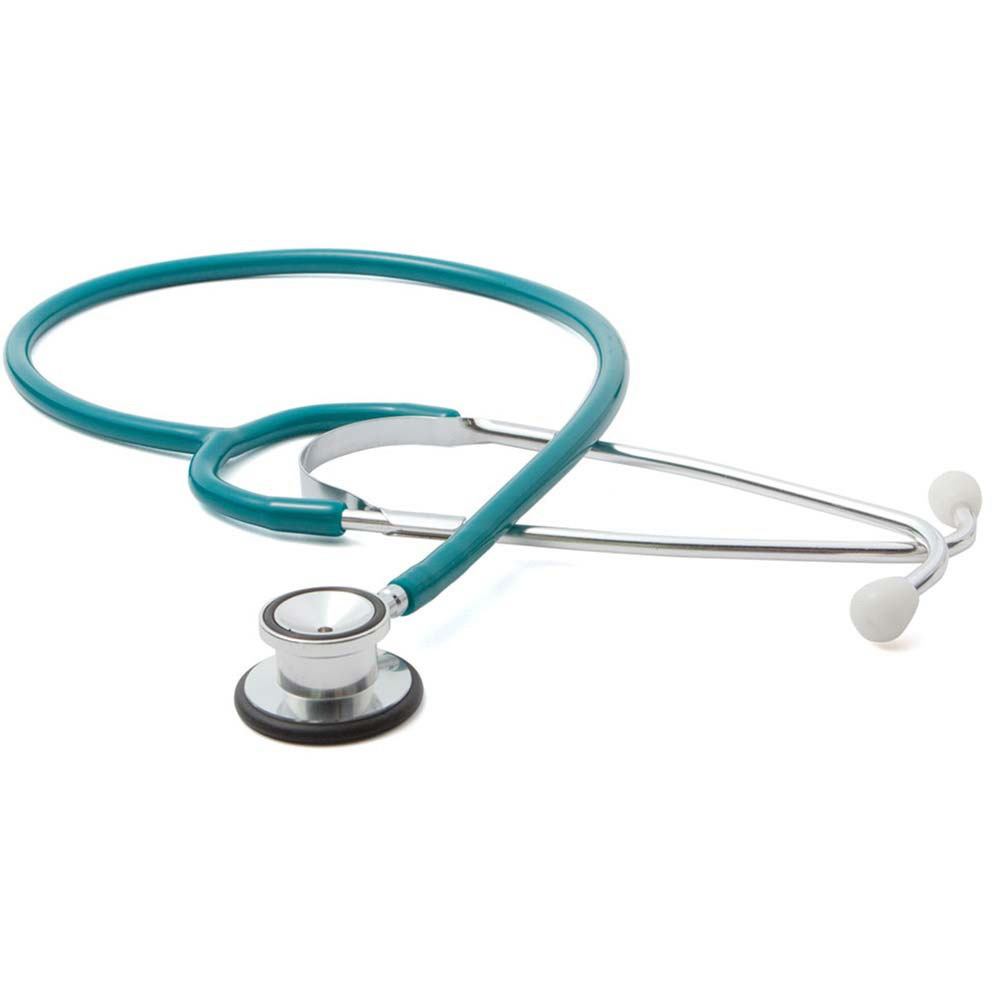 Estetoscopio pediátrico de doble cabeza, 31.5in L, Proscope ™ 675