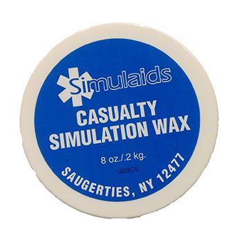 Cera de simulación de heridas Simulaids