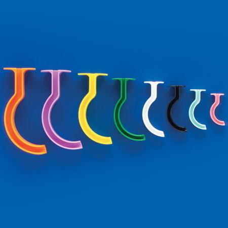 canulas codificadas por colores Berman