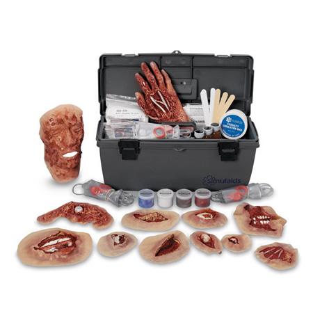 Kit de heridas Xtreme Trauma