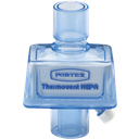 Filtro de intercambiador de calor y humedad Thermorent de Portex®, volumen tidal de 150 a 1200 ml