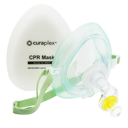 Pocket Mask Curaplex Select CPR