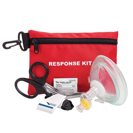 kit de respuesta CPR Curaplex