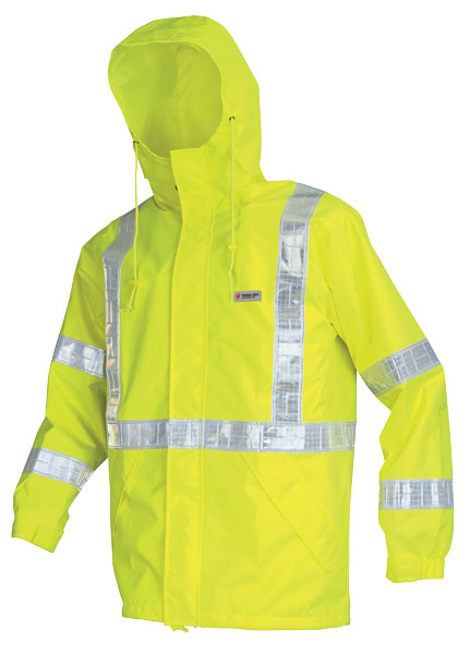 chaqueta de poliéster transpirable Luminator ™ - 598RJH