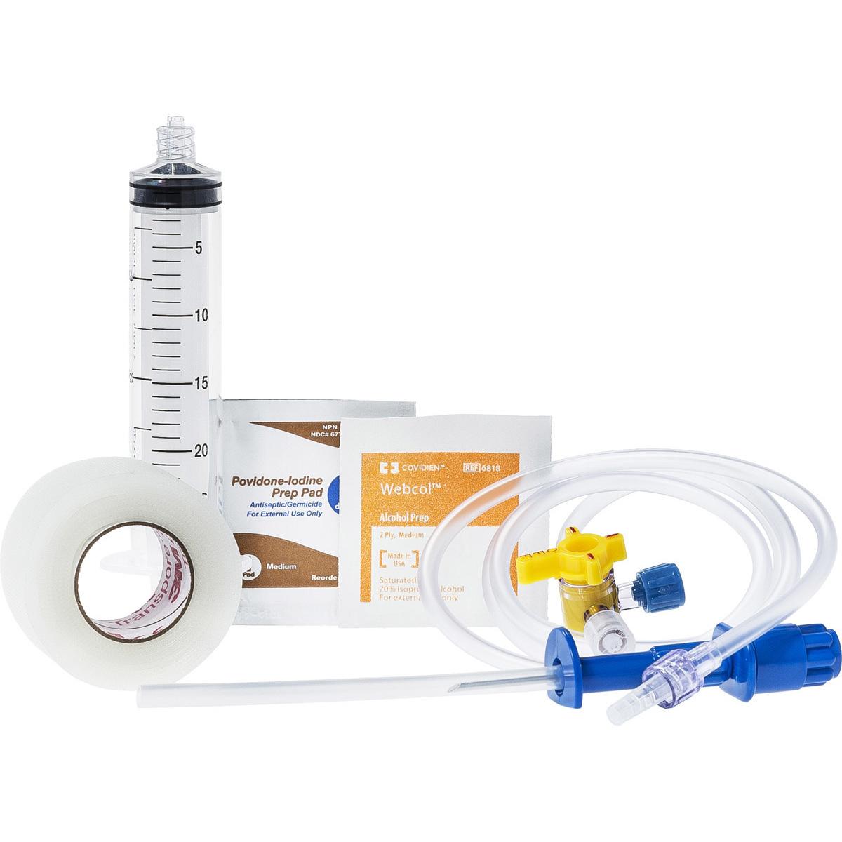 Kits de infusión intraósea Curaplex
