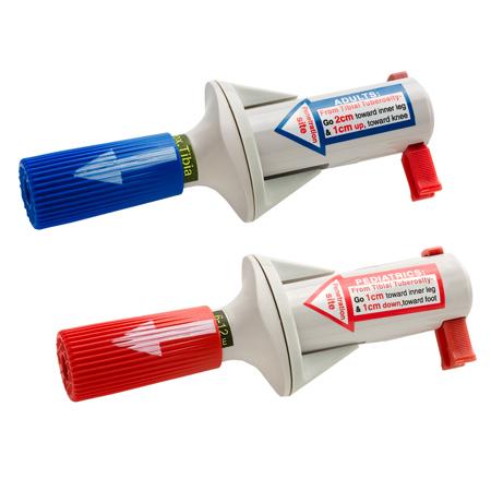 Pistolas de inyección de hueso (B.I.G.)