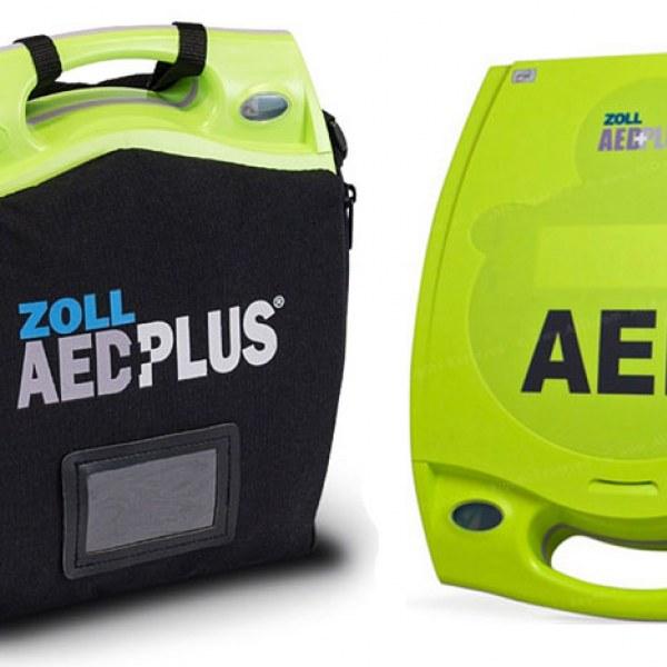 Desfibrilador  Automatico Externo Zoll Aed Plus