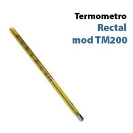Termometro Clinico Rectal Hergom, Caja con 12 piezas