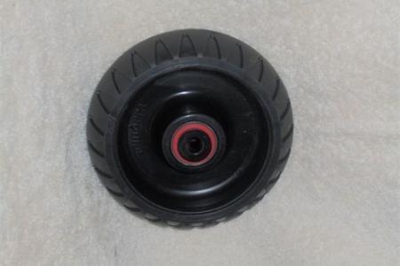 Rueda 6 pulgadas por 50 mm para carro camilla marca Stryker
