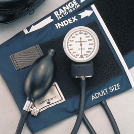 baumanometro aneroide  pediátrico  modelo Prosphyg 775 marca ADC