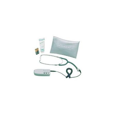 MedaSonics CardioBeat Doppler de flujo sanguíneo con estetoscopio