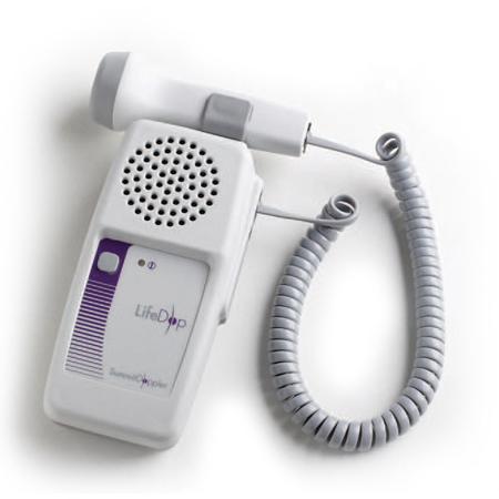 LifeDop 150 Doppler de mano, sin pantalla, con sonda de 8 MHz V