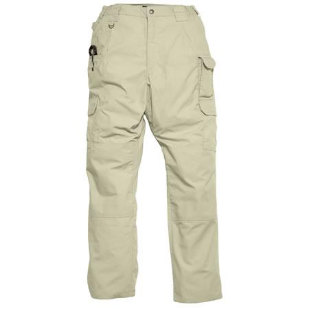 5.11 Pantalones Taclite Pro para hombres, color caqui TDU