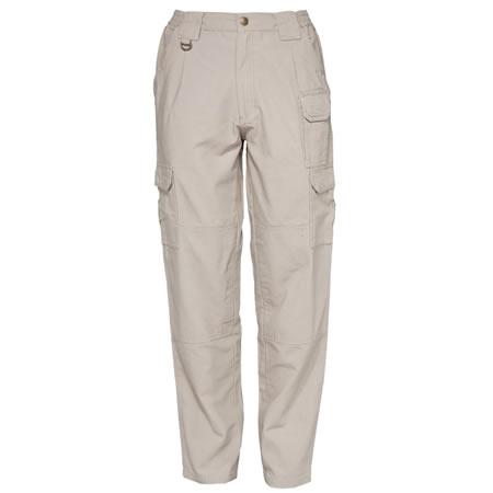 5.11 Pantalones tácticos de algodón para mujeres, de color caqui