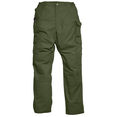 5.11 Taclite Pro Pants para hombre, verde TDU