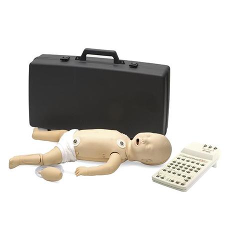 Maniquí Bebé ALS con Corazón y estuche