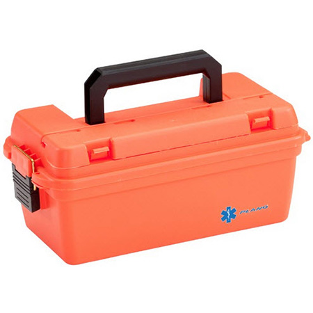 Medical Storage Box,  Orange PLANO MOLDING COMPANY