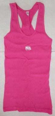 Blusa deportiva rosa de mujer EOS Petzl Z71