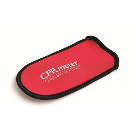 Cubierta roja para Medidor de RCP 2.