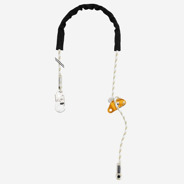 Grillon Hook 3m, 4m, 5m, cordón ajustable con mango Petzl L52H 003