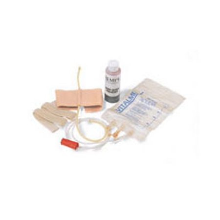 Módulo yugular externo (incluye concentrado de sangre, bolsa de sangre de 500cc, tubo de transferencia con juego de conectores)