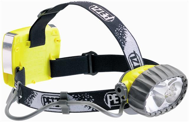 Faro LED Duo 5 Petzl E69P