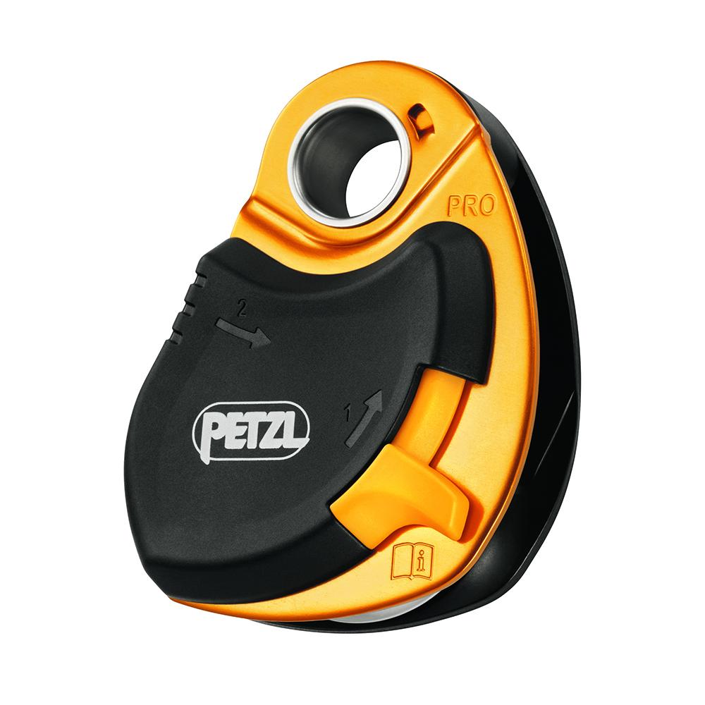 Polea de prueba de caída Petzl P46
