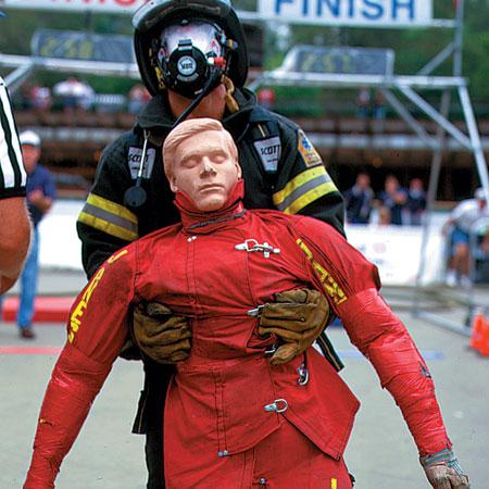 Maniquí de entrenamiento Rescue Randy