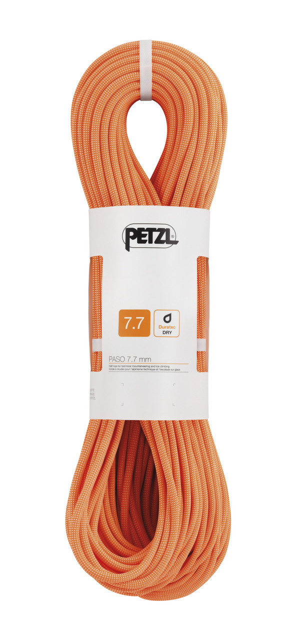 Cuerda Paso Dry 7.7mm Petzl R22A