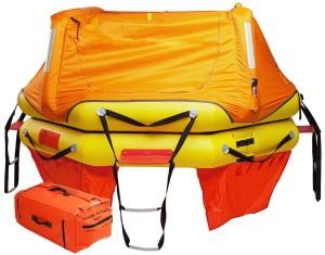 Balsa salvavidas de alta mar SWITLIK
