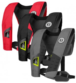 Chaleco Adulto Mustang Dlx 38 Automatic Pfd