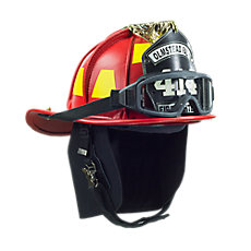 casco tradicional de cuero Phenix TL-2