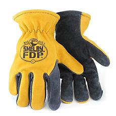 guantes FDP Elk/Pigskin Shelby